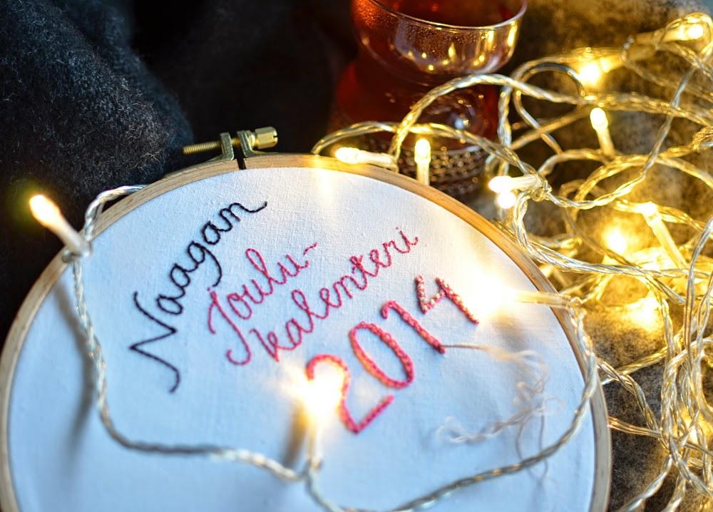 Naagan joulukalenteri