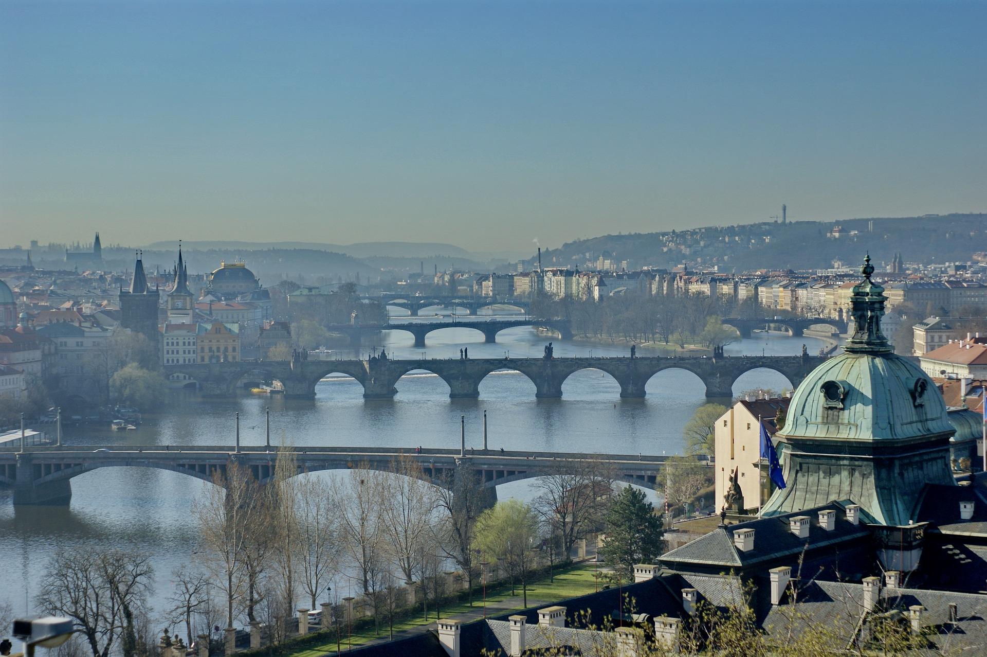 Vaihto-opiskelijan elämää Prahan Charles Universityssä